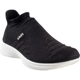 UYN X-Cross Shoes Men, optical black/black